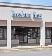Breakout Bras - Front