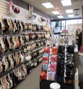 Legs Plus & Bra Boutique - Inside