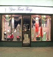 Your Finest Things Lingerie - Front