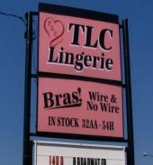 TLC Lingerie - Front