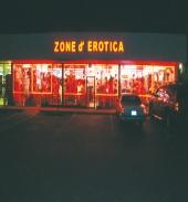 Zone d' Erotica - Front