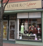 Leather & Lace of Corning,NY - Front