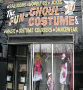 Fun-Ghoul Costume Company - Front