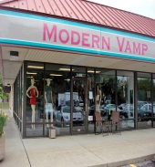 Modern Vamp Clothing - Front