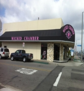 Wicked Chamber Boutique - Front