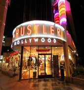 Hustler Hollywood - Front