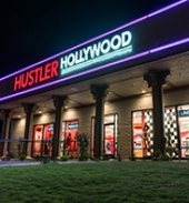 Hustler Hollywood 2018 - Front