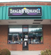 Dance & Romance Boutique - Front