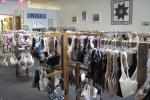 The interior of The Comfort Zone Boutique.