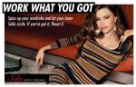 Sofia Vergara on the Kmart Website