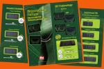 Bra components shown in Prym's Ergo collection brochure.