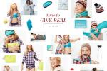 """Real"" images from the Aerie website."