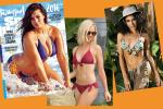 Ashley Graham in Trunkettes on the cover of Sports Illustrated, along with other styles from the company.